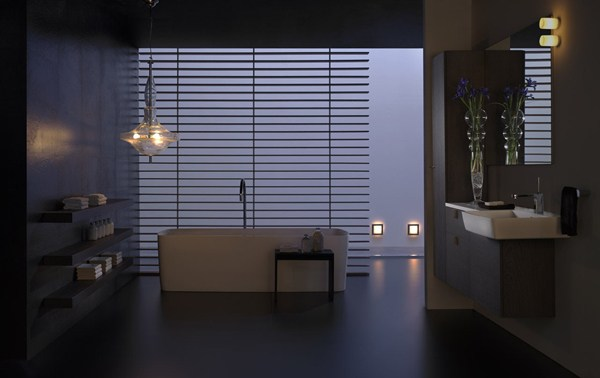 Design baie minimalista