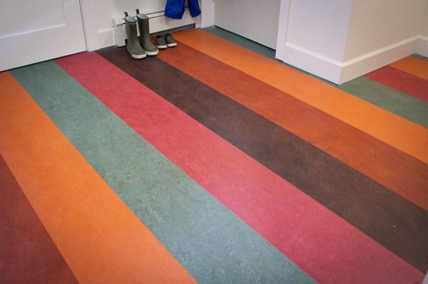 Pardoseala marmoleum de la Forbo Flooring Systems
