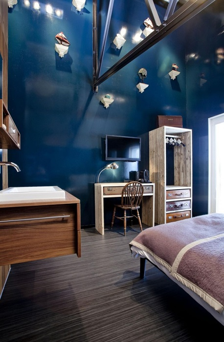 Design Hotel Arnhem - Forbo Flooring Systems