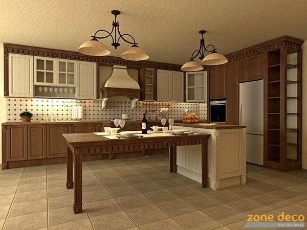Proiect bucatarie realizat de arh. Victor Carp