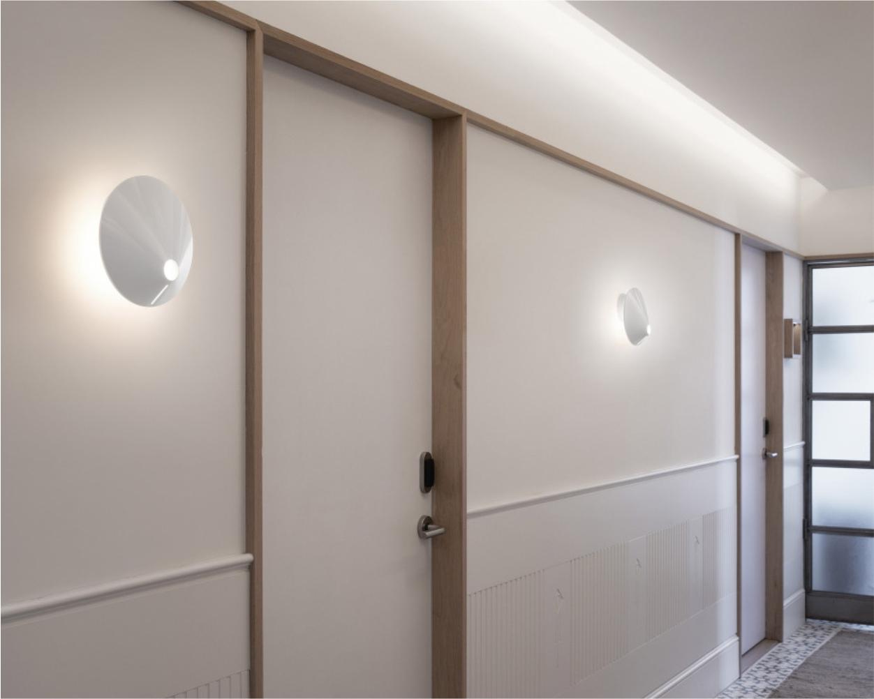 Lămpi cu fixare în perete pentru iluminat interior