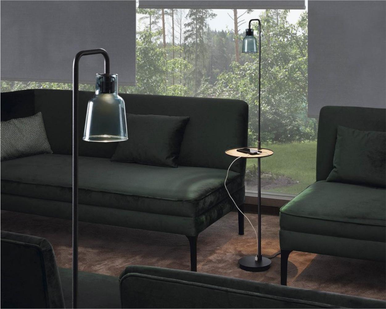 iluminat decorativ - lampadare, lampi de podea pentru interior