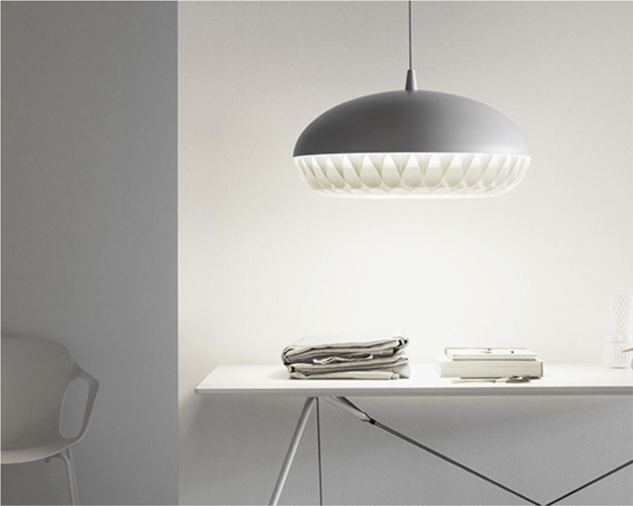 Lampi suspendate de interior. Design interior de lux