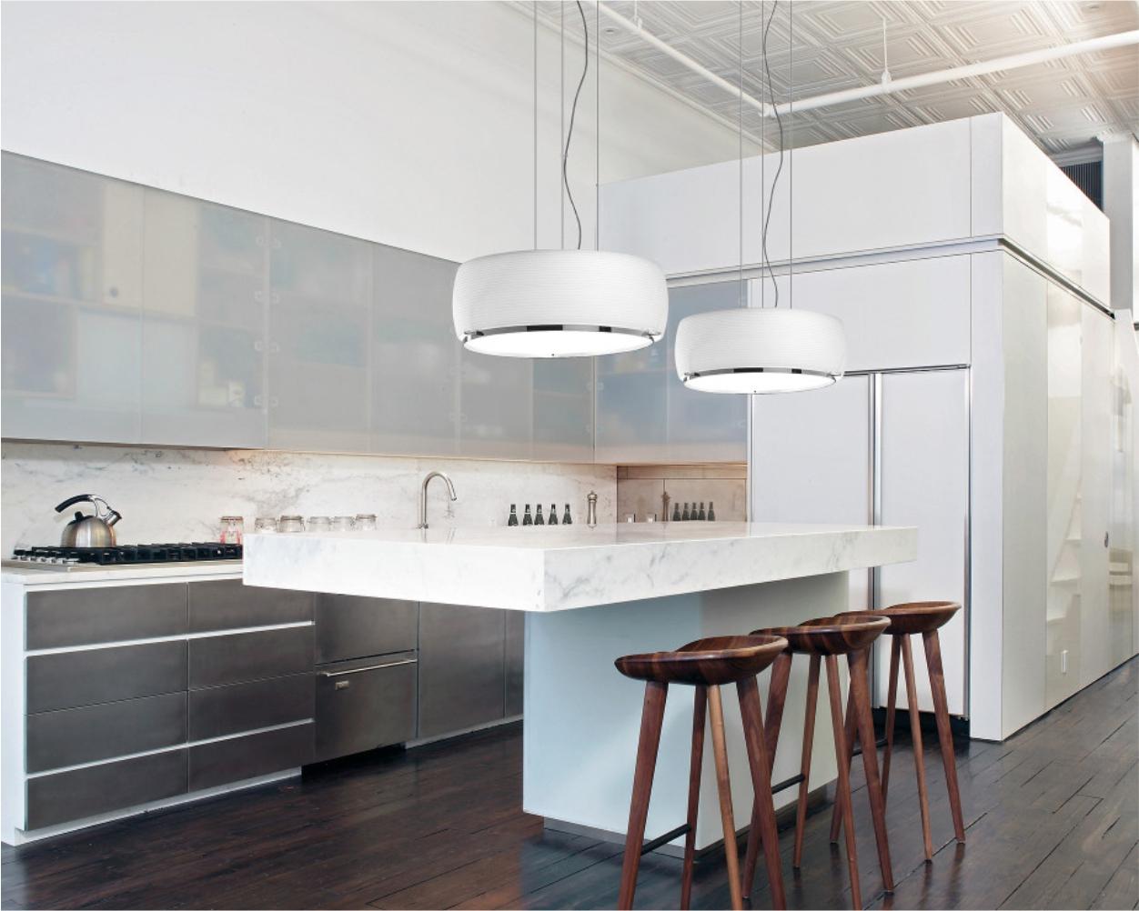 Pendul - lampi suspendate de interior. Amenajari rezidentiale
