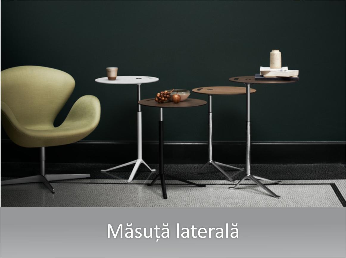 mobila de colectie - modele de mese, scaune, canapele si etajere