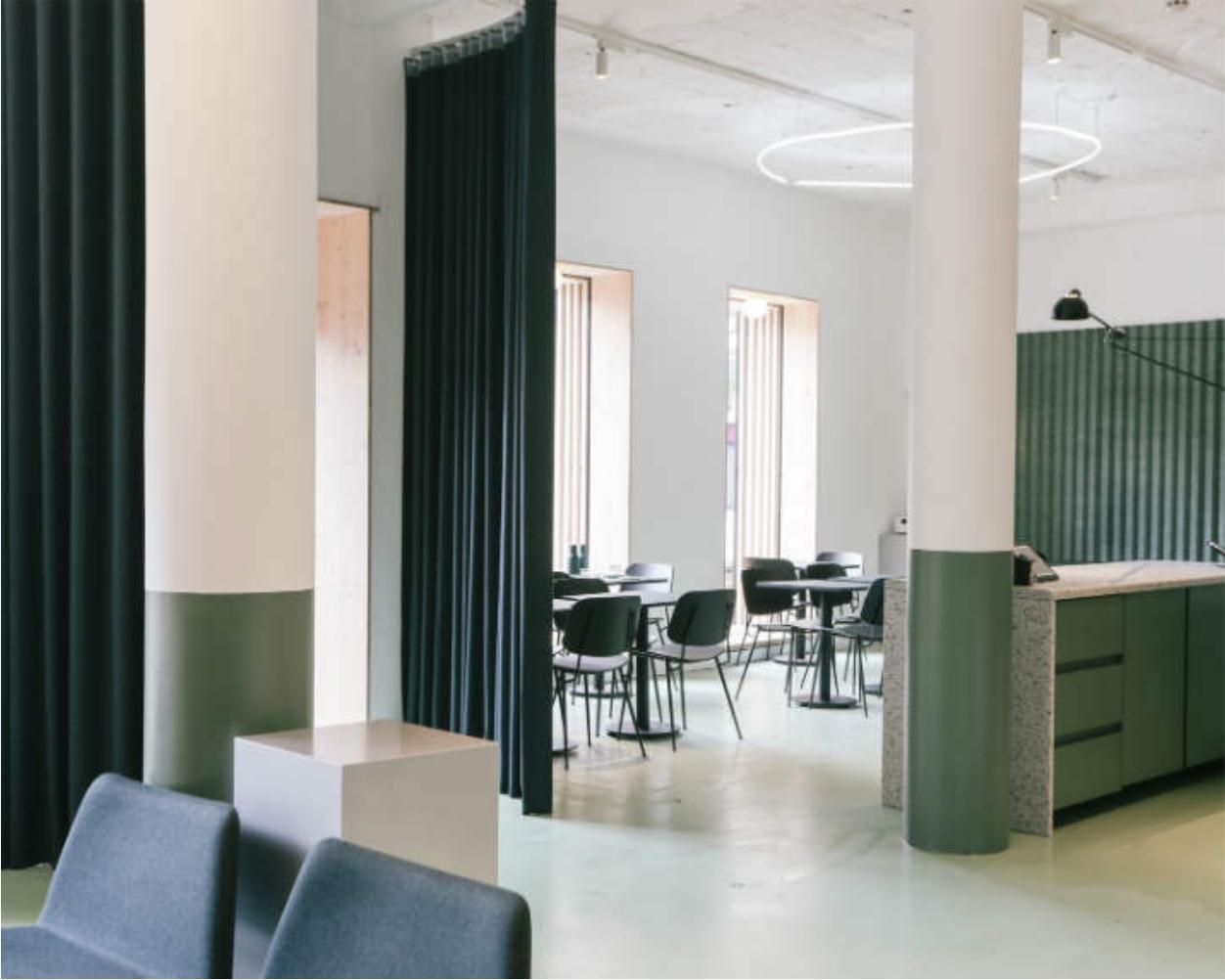 Placări acustice pereți - amenajări, design interior de lux